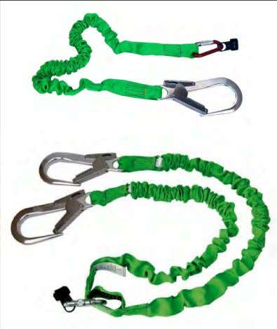 Number and certificate Important : Min. 0.5m between maxi carabiners (Double effect in the event of