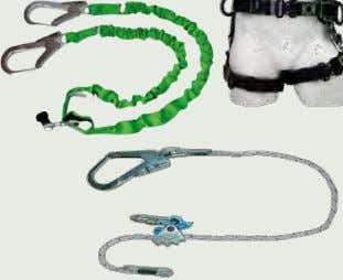 Practical Exercise :    Harness    Fall Arrester    vertical Sliders/gliders 