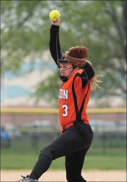 May 12, 2016 Oregon Observer ConnectOregonWI.com Softball Panthers win two at Mount Horeb tournament JEREMY JONES