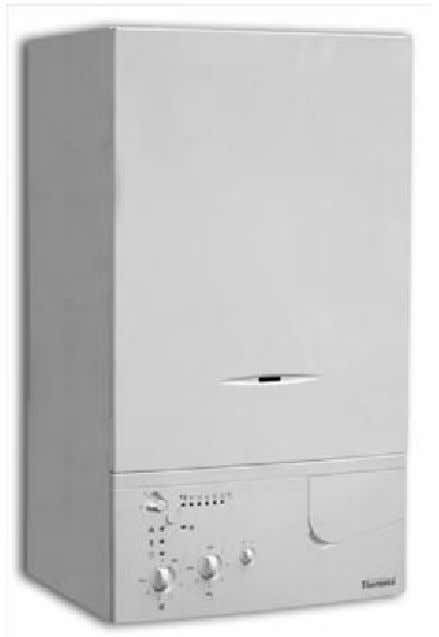 MANUAL FOR INSTALLATION AND MAINTENANCE Boiler with forced flue exhaust 1