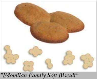 """Edomilan Family Soft Biscuit"""