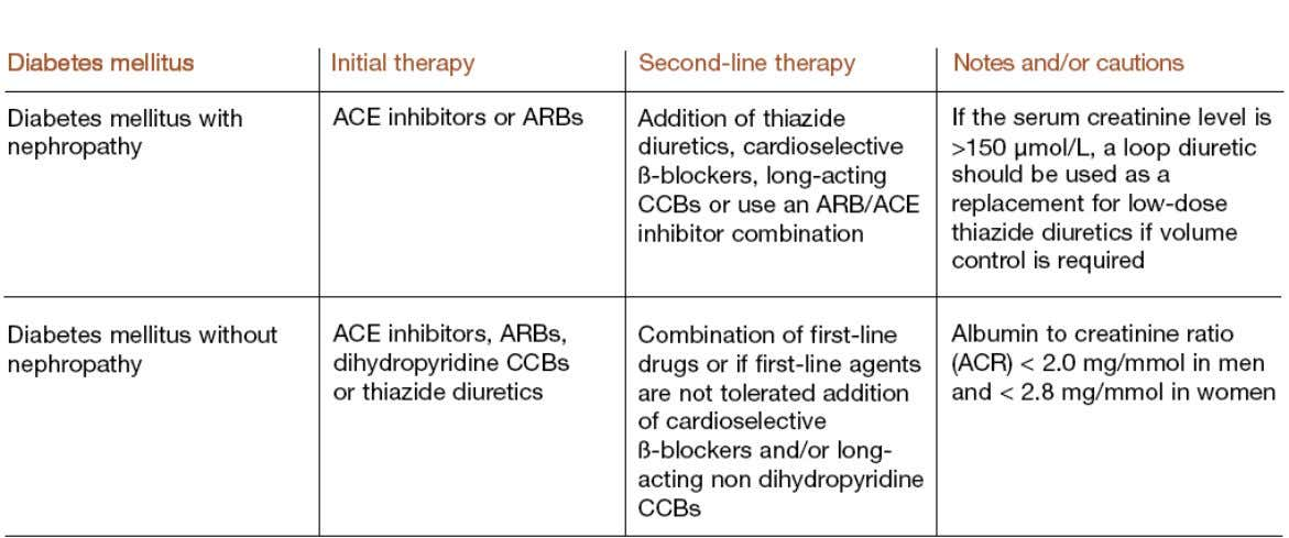 Considerations in the individualization of antihypertensive treatment