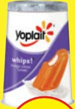 elected V Varieties arieties Y Yoplait oplait Yogurts 39 ¢ e ea a GGroundround FFreshresh SSeveraleveral