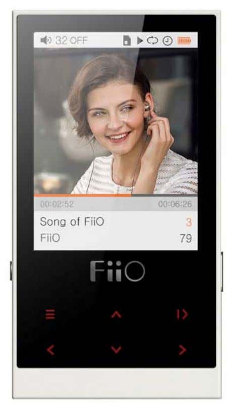 Guide (Applicable to firmware version 1.0 and later) Foreword Thank you for purchasing FiiO's M3, our
