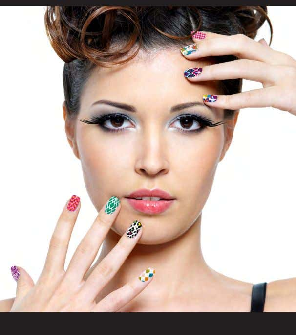 DISCOVER THE NEW NAIL REVOLUTION PRODUCT CATALOG SPRING SUMMER '12