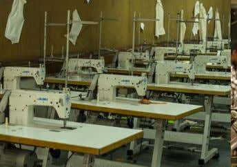 e n a b l e r S NIFT infrastructure weaVing lab Textile Design Department maintains