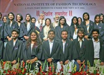 NIFT continues to strive to be nothing but the best. NIFT accreditation NIFT Act 2006 published