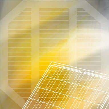 Solar Modules VISIONS WITH ENERGY Solar Modules Overview of Modules, Module Suppliers One of the core