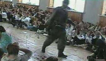 in support rationale. Figure 2-2. Beslan Hostage Crisis • Ethnocentric. Ethnocentric groups see race as the