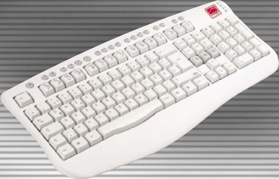 Ultra Slim Office Keyboard Bedienungsanleitung User's Guide Mode d'emploi Manual de instrucciones