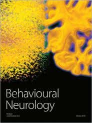 Behavioural Neurology Hindawi www.hindawi.com Volume 2018