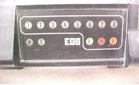 CMP 570 Series The EGS ( Electric Gear Selector)
