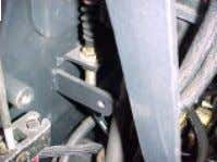 the mounting bracket opening on the cowl. See Picture #1. An interim cable ( 8002482 )