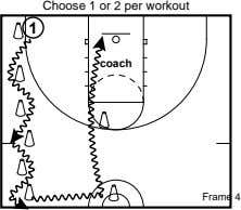 Choose 1 or 2 per workout 1 coach Frame 4