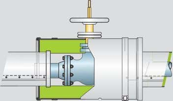 Insulation of valves should be designed with removable coverings or hoods