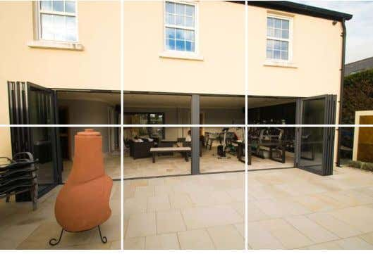 ADvAnceD Plus FolDing SliDing DooRS Advanced Plus Folding Sliding Door Let our Folding Sliding doors transform