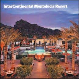 InterContinental Montelucia Resort