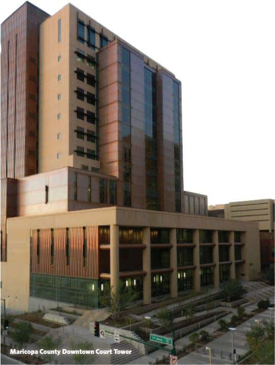 Maricopa County Downtown Court Tower