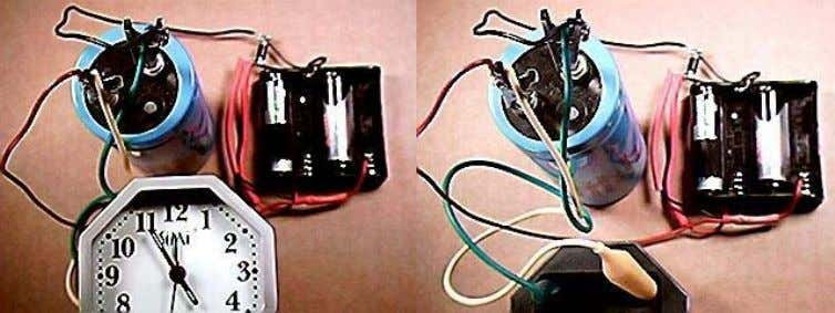 of Charge and Capacity for Various Battery Types (11/3/2008) The cell with the black tape around