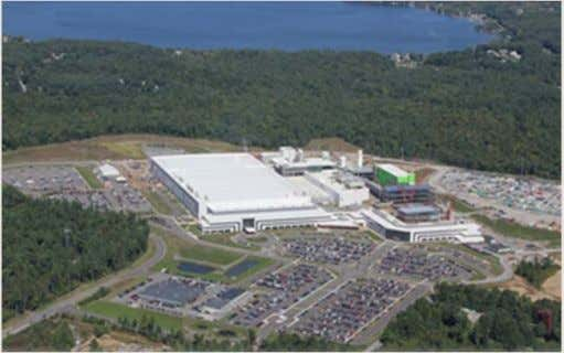 Located on the Luther Forest Technology Campus, GLOBALFOUNDRIES has invested almost $10 billion in the