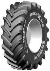 "Singles"" (4 Tires Total) (Overall Width 12'3"" ) (710/70R42) (35/65R33) HIGH COMPRESSION ENGINE BRAKE Engine"