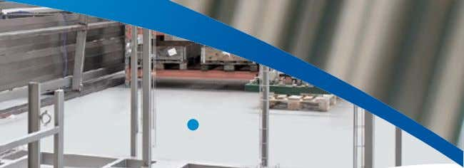 NGI THE XH SERIES INTEGRATED PART OF HYGIENIC FRAMES AND RACKS The need to consider hygienic
