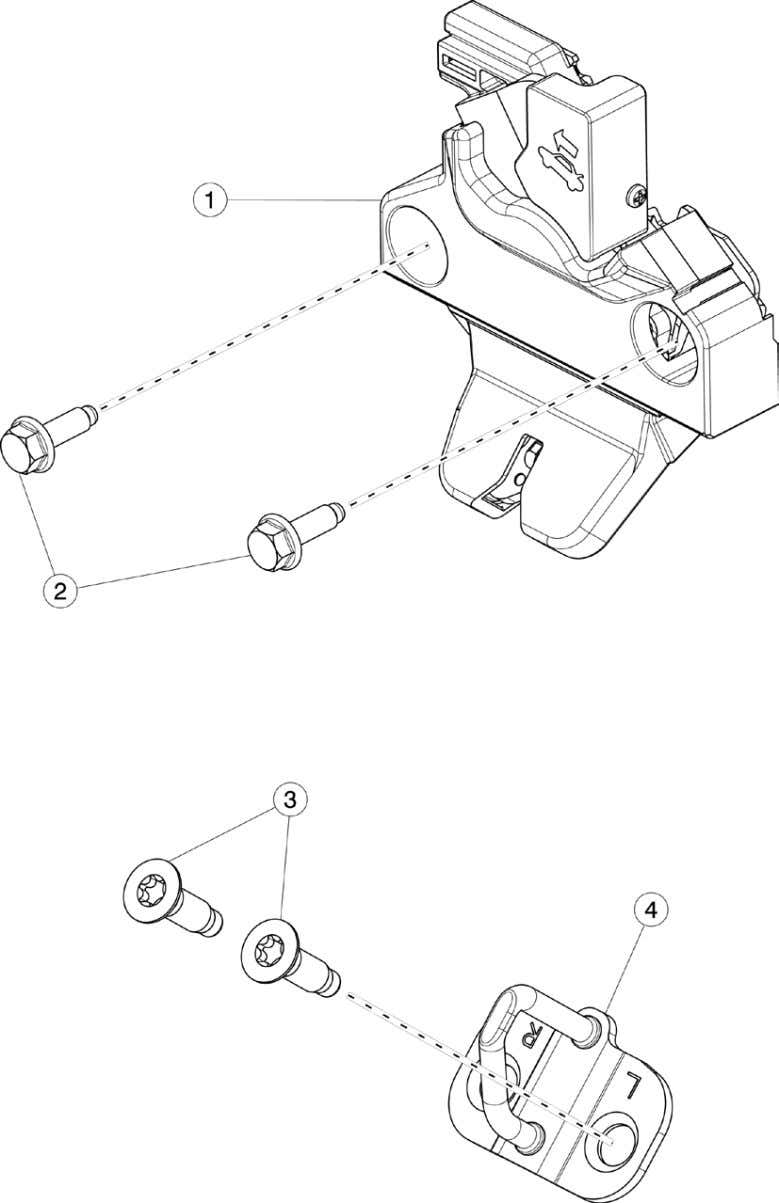 > Trunk Latch © Tesla Inc. Compiled by @IqtidarAlii - http://www.xautoworld.com/tesla SVGs by: u/nbadal