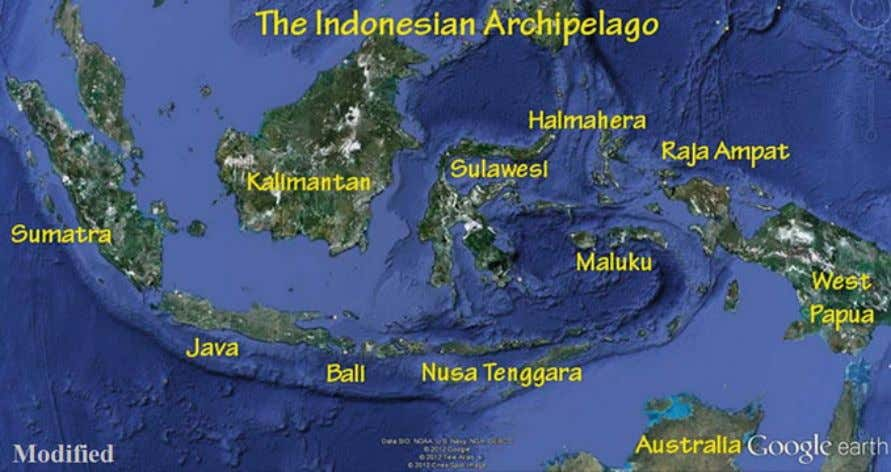 Naturally Derived Biomaterials and Its Processing 25 Fig. 1 The Indonesian archipelago (Google) 2 Natural Source
