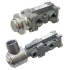 B316 Three-Way Valves (3/2) General Description Page 4-14 The B316 Series is a complete line of
