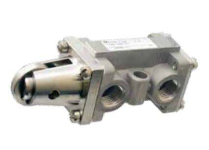 Mechanically Operated Valves 3/2-(Three-Way) Valves Can be operated by a cam or machine member from any