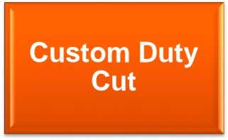 Custom Duty Cut