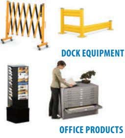 DOCK EQUIPMENT OFFICE PRODUCTS