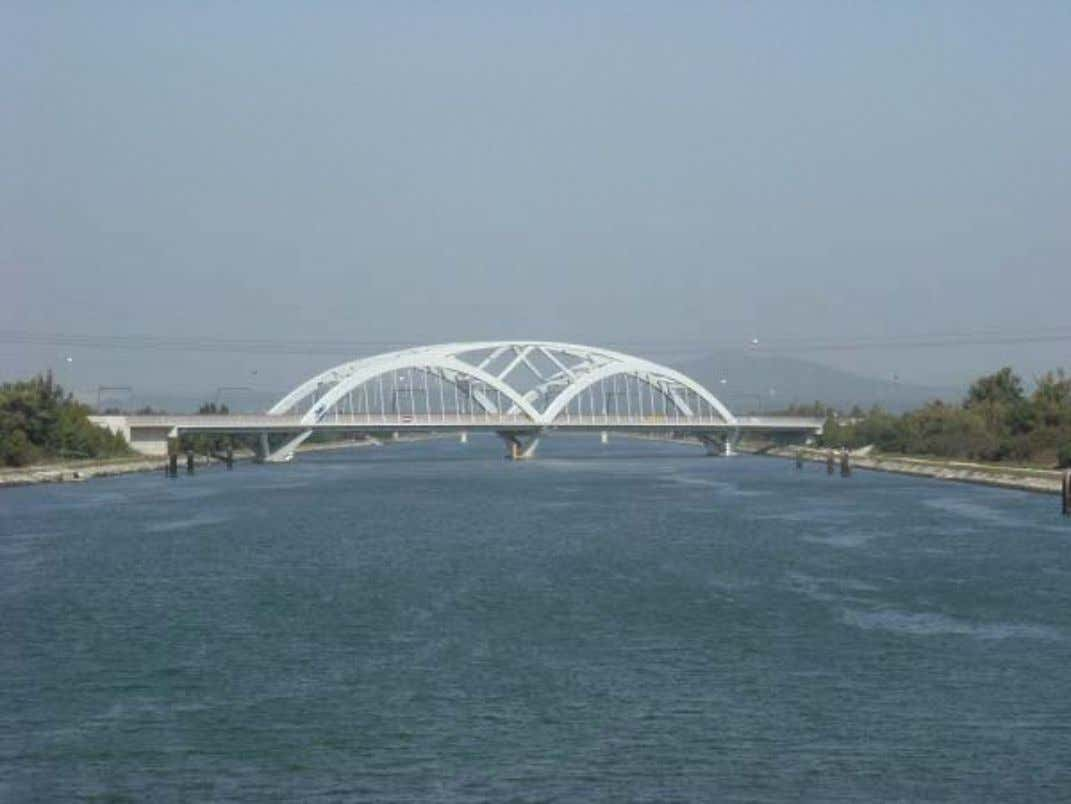 m, total length 325 m, built in 2000, F Seminar 'Bridge Design with Eurocodes' – JRC