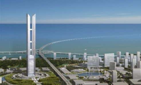 - possibly related to faulting movements, and jointing. Figure 5. Incheon 151 Tower (artist's impression) From