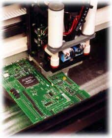 So where could you use a PLC? • Conveyor control • Printed circuit board handling equipment