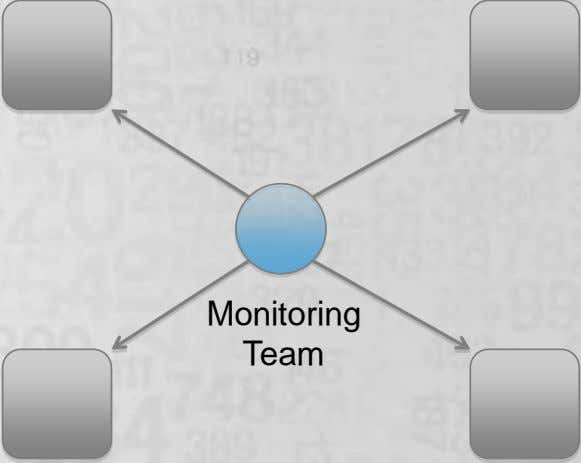Monitoring Team