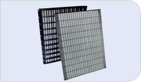 mud cleaner. Available in steel frame or composite frame. 3.4.5 Other shaker screen or customized screens.