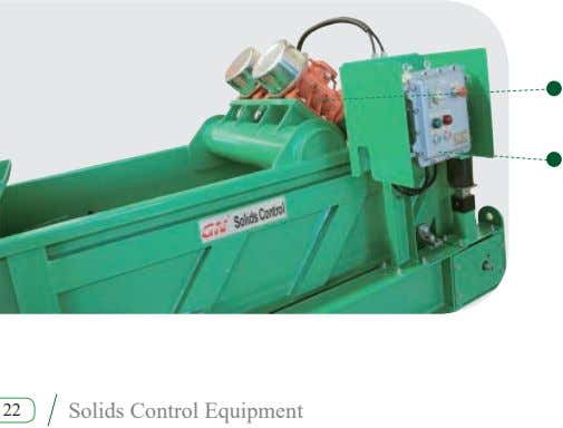 22 Solids Control Equipment