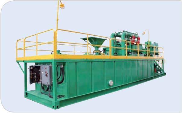 4.6 Mud Tank 32 Solids Control Equipment GN solids control designs and manufactures various types of