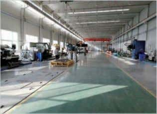 equipment workshop, warehouse etc. No.2 Offi Building CNC Machinery Workshop Shaker Screen Workshop CNC Machinery