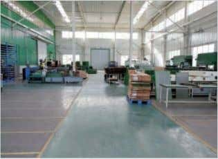 warehouse etc. No.2 Offi Building CNC Machinery Workshop Shaker Screen Workshop CNC Machinery Workshop Electrical