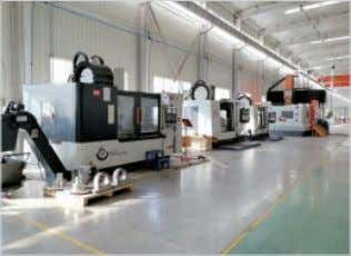 Offi Building CNC Machinery Workshop Shaker Screen Workshop CNC Machinery Workshop Electrical Control Equipment High