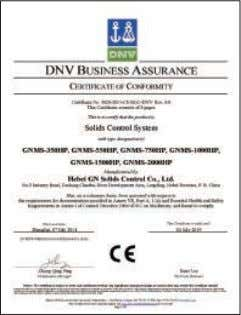 No.:1208 National High Tech Certificat ISO14001 Certificat DNV CE for Europe CN Ex Certificat OHSAH18001 Certificat