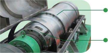 www.gnsolidscontrol.com 2.2 GN Centrifuge Features The bowl of GN centrifuge is made from Duplex Stainless Steel