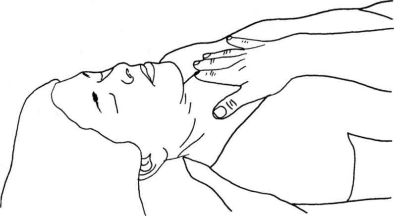 in- nate to each body. Figure 30: Thoracic inlet release Occipital Decompression Having cleared the three