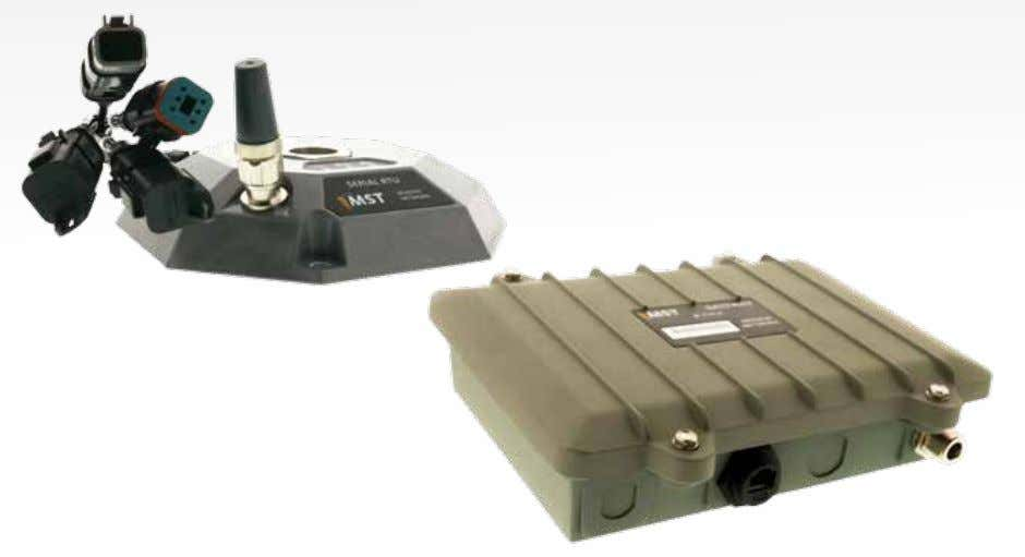 Mine-Spec digital applications WSN wireless sensor network Wireless connection to sensors Open architecture Reliable