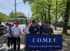 The Maspeth Memorial Day Parade We had a picture-perfect day for the Maspeth Memorial Day Parade