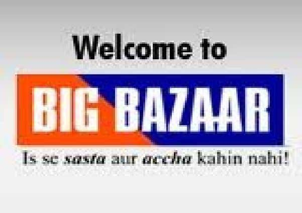 A PRESENTATION ON BIG BAZAAR Click to edit Master subtitle style SUBMITTED BY – OMDEVSINH GOHIL