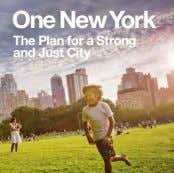 One NewYork The Plan for a Strong and Just City