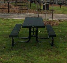 Bottle Filler FORT GREENE PARK | PWB - Site Furnishings Permanent Picnic Tables Barbecue Grills Pipe